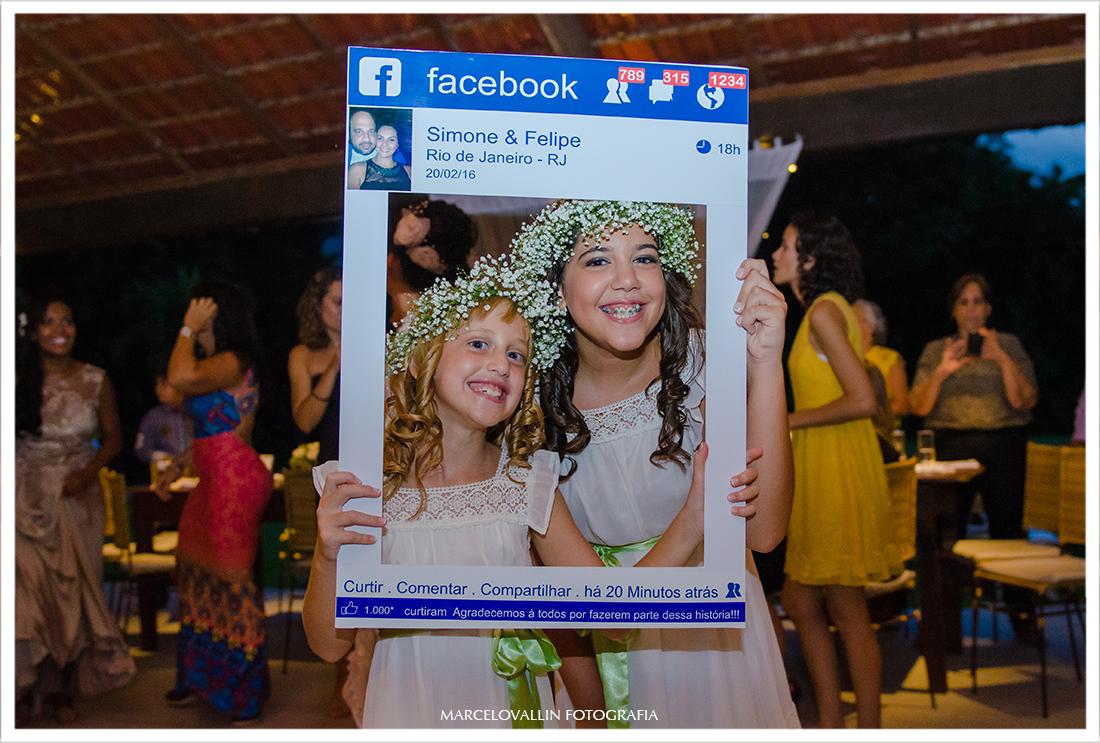 Fotos de festa de casamento Sítio Veredas