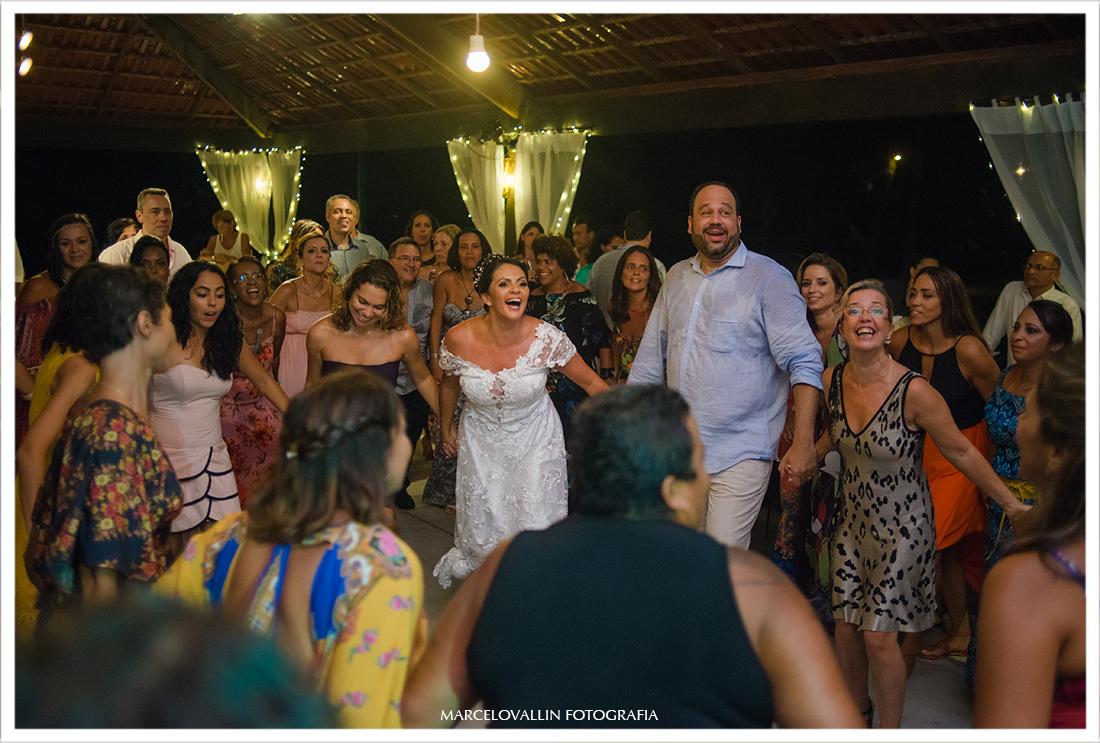 Fotografia de festa de casamento Sítio Veredas