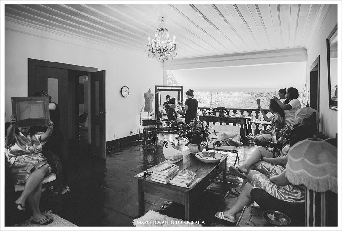 Fotografia de Casamento Petrópolis - Pousada Vila Brasil