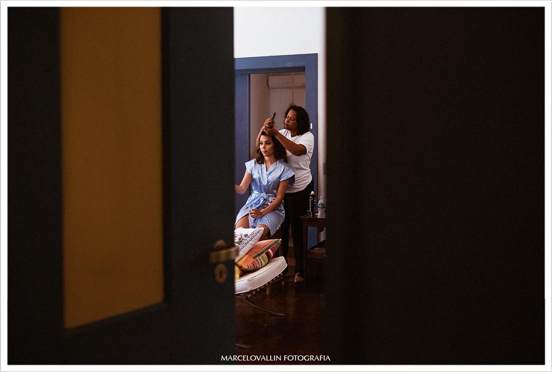 Fotografia de Casamento Petrópolis - Making of noiva, Pousada Vila Brasil