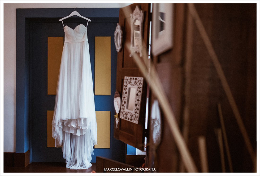 Fotografia de Casamento Petrópolis - Vestido de noiva Pousada Vila Brasil
