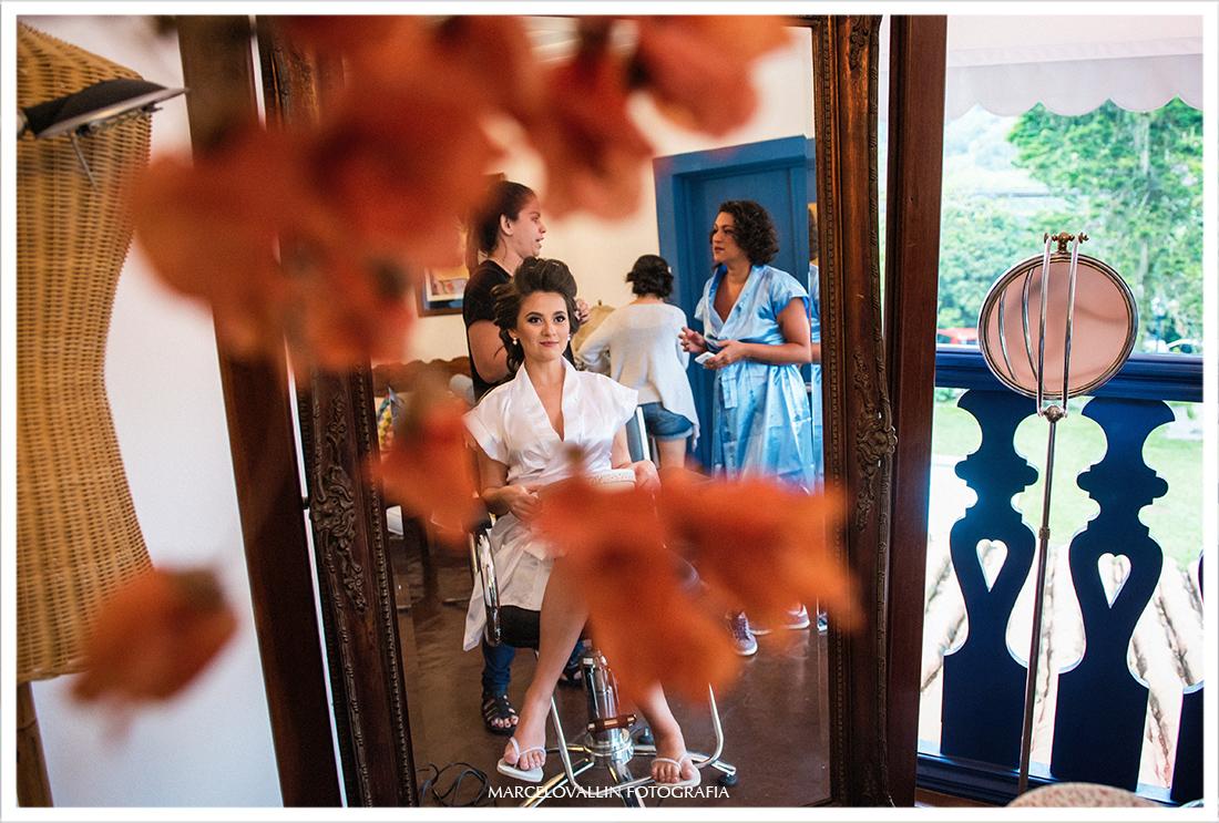 Foto de Casamento Petrópolis - Making of noiva