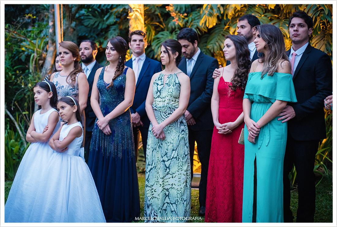 Fotografia de Casamento Petrópolis - Padrinhos