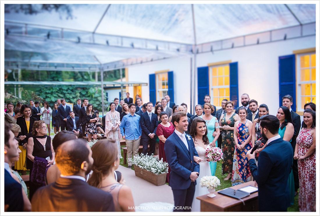 Fotografia de Casamento Petrópolis - cerimonia de casamento
