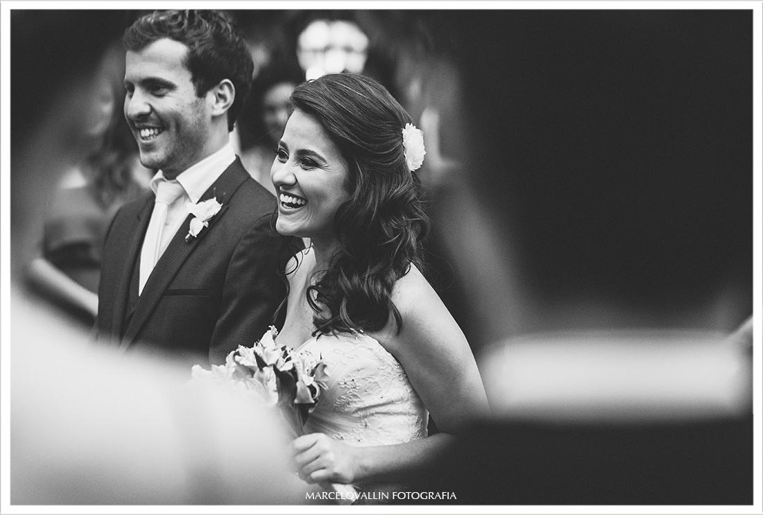 Fotografia de Casamento Petrópolis - Sorriso da noiva