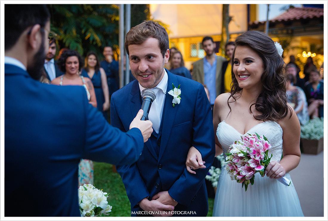 Foto de Casamento no campo Petrópolis - Pousada Vila Brasil