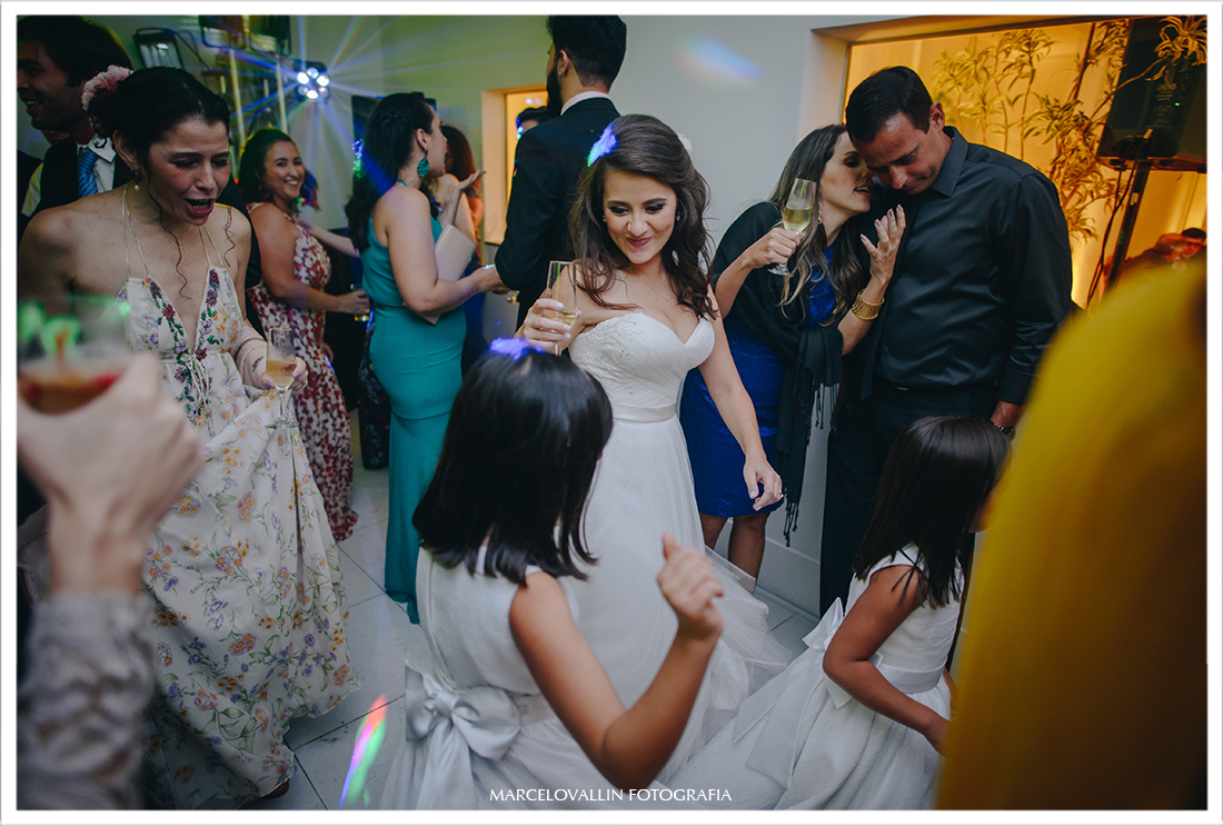 Fotografia festa de casamento Petropolis