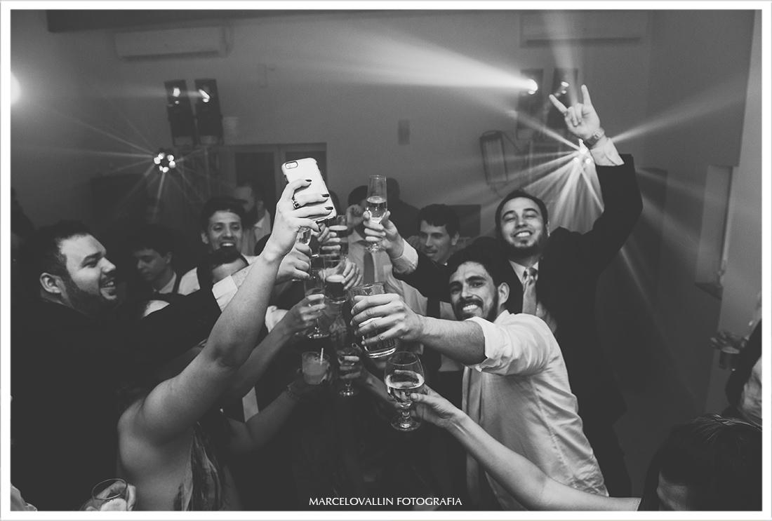 Fotografia festa de casamento em Petropolis - Pousada Vila Brasil