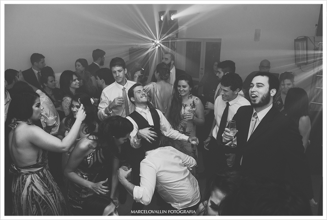 Fotografia festa de casamento