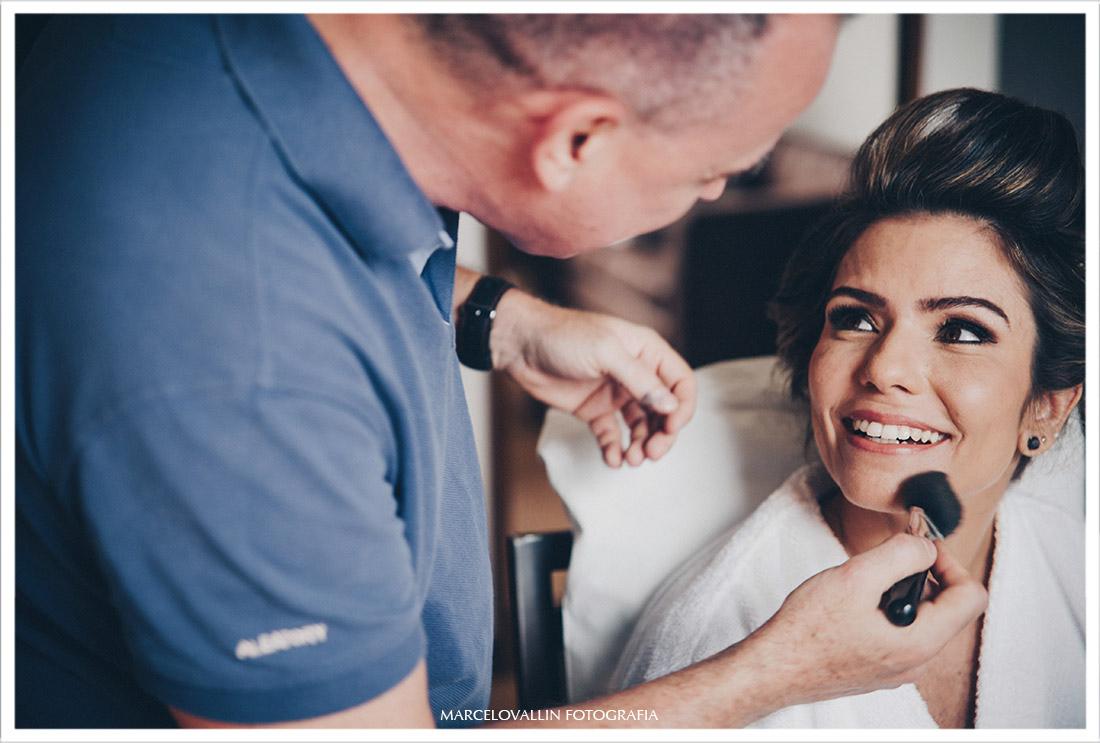 Foto de Making of de noiva Hotel Novo Mundo - Casamento Capela Real RJ