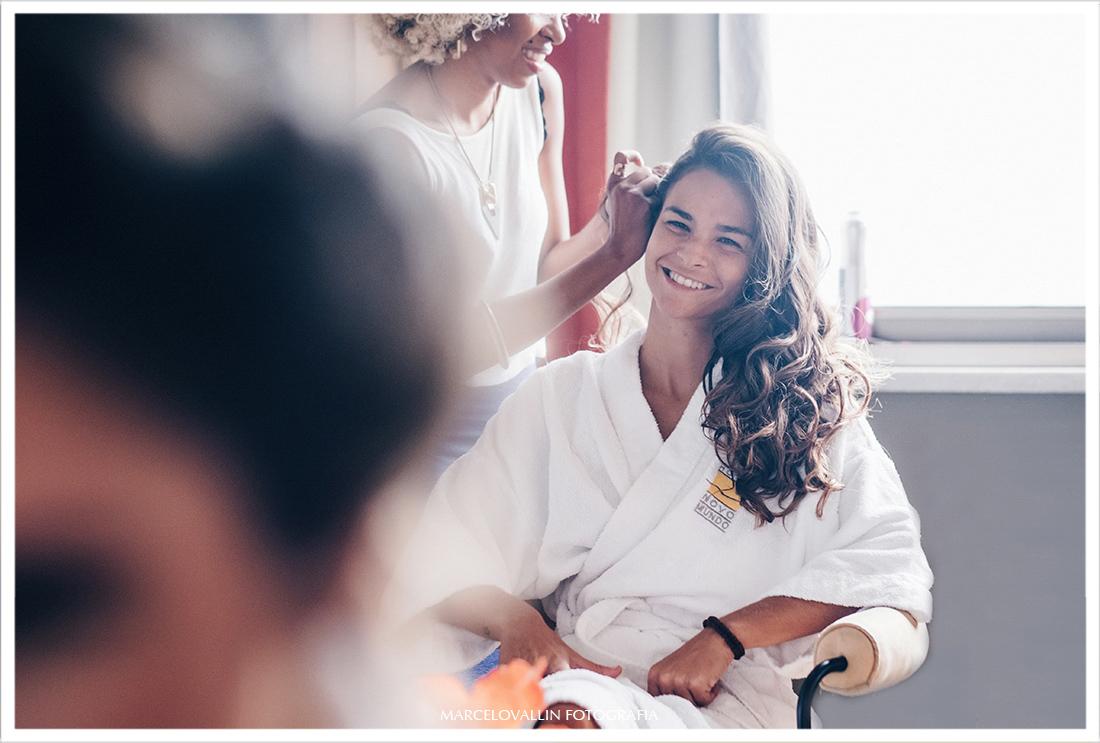 Fotografia de Casamento RJ - Making of noiva e casamento na capela Real