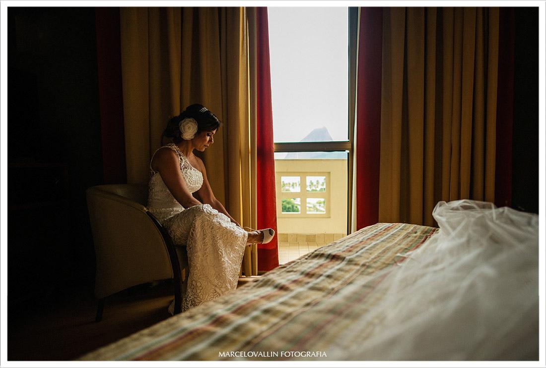 Fotografia de Casamento Capela Real RJ | Making of noiva