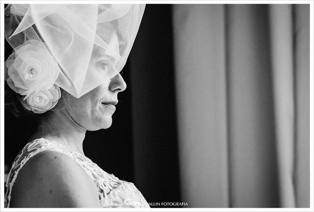 Fotos de noiva no making of