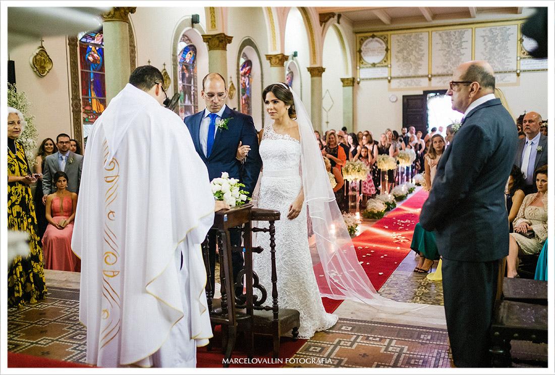 Foto de Casamento Capela Real RJ | Roberta e Pedro
