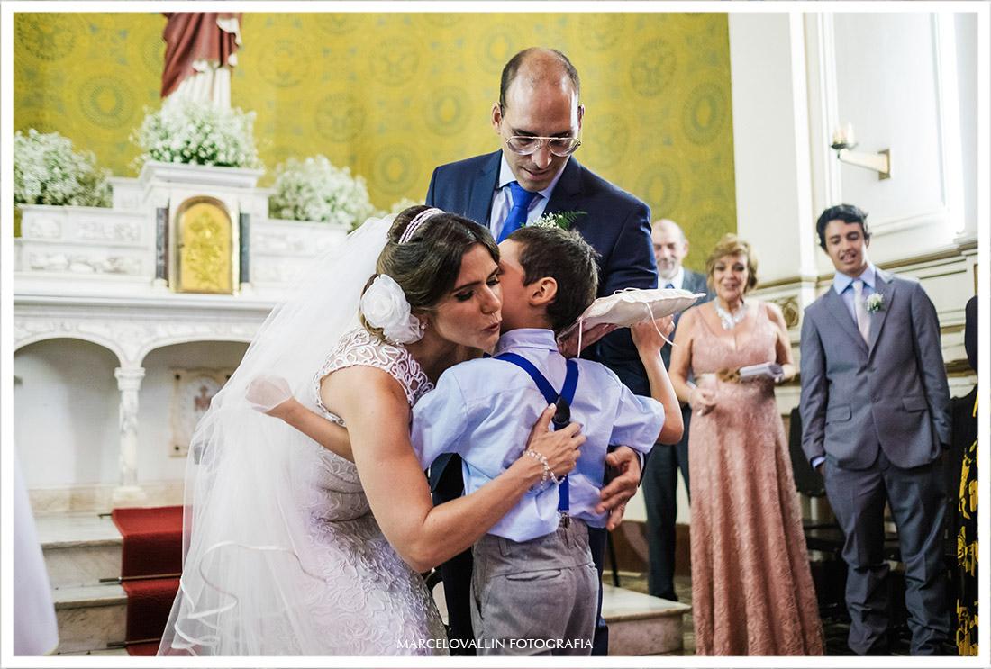 Fotografia de Casamento Capela Real RJ | Roberta e Pedro