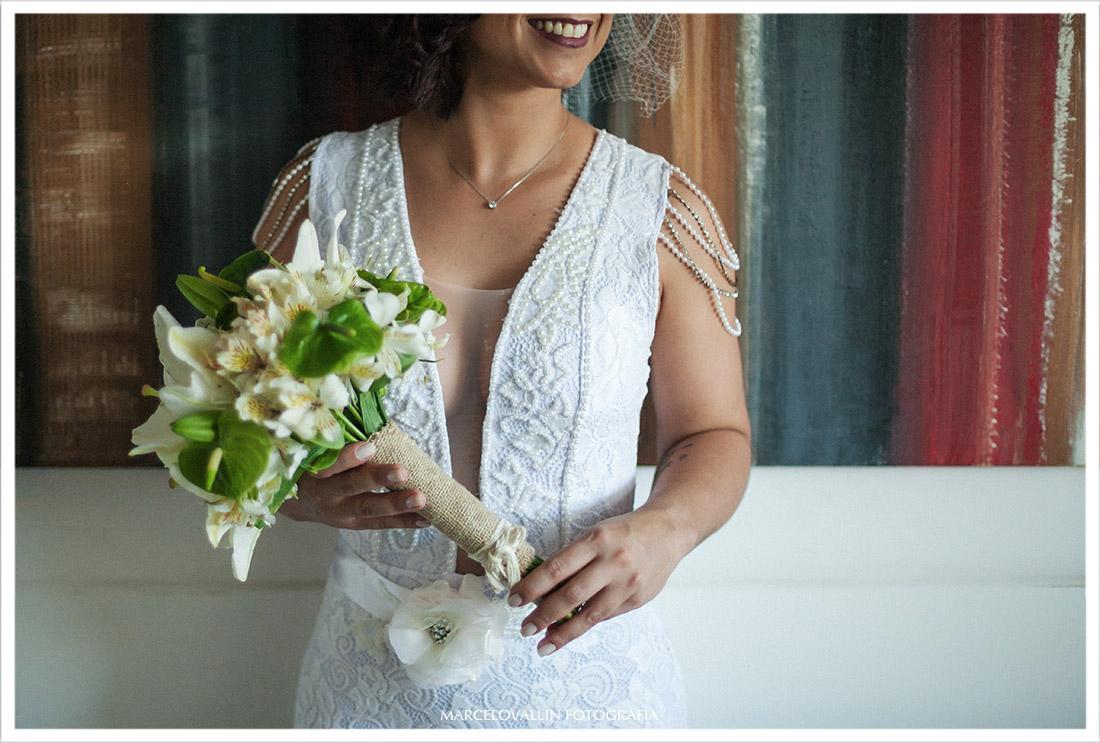 Foto de mini wedding - Noiva pronta