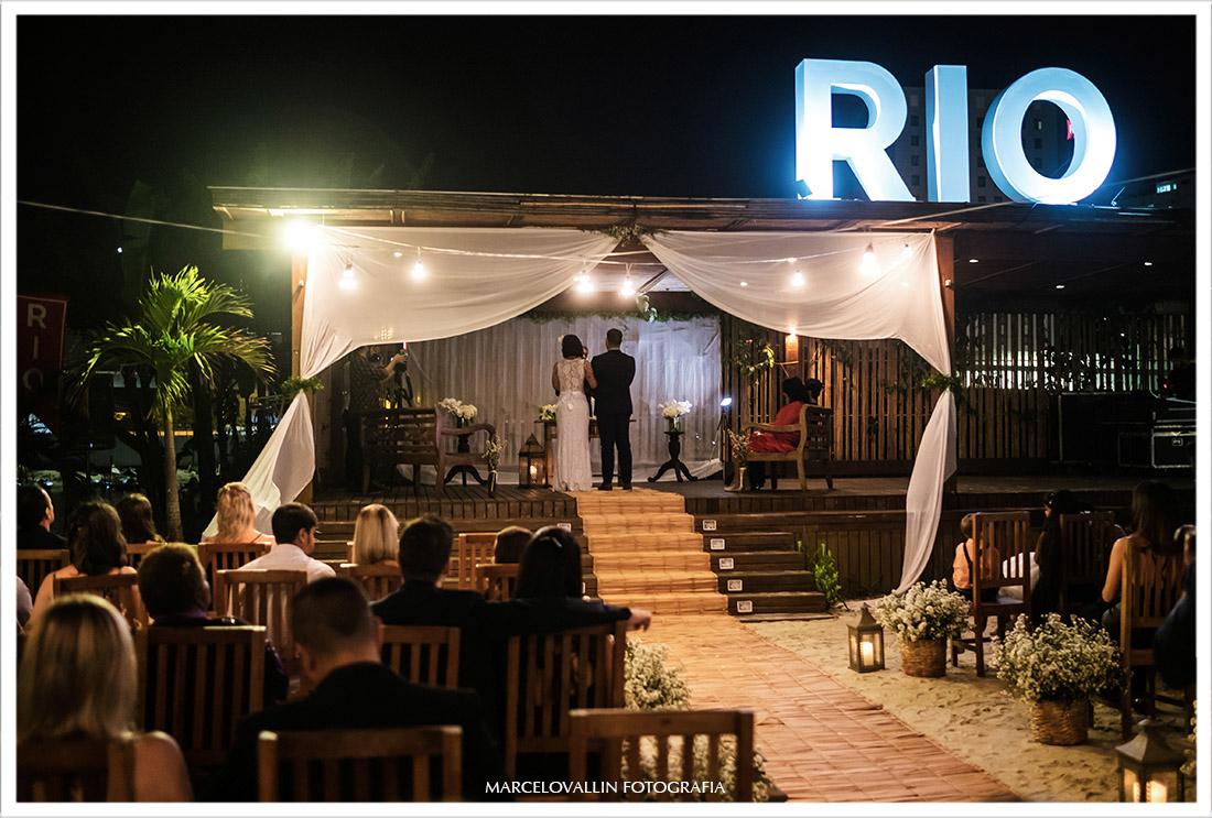 Foto do local de cerimonia de casamento rj