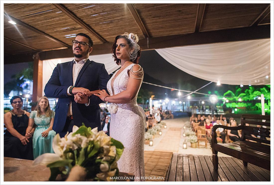 Foto de cerimonia de Mini Wedding clube Nailia eventos