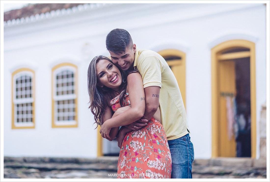 fotografia Pré Wedding Paraty - Larissa e Caio