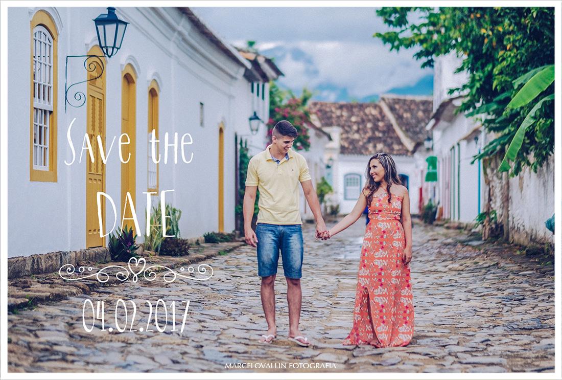 Ensaio Pré Wedding Paraty | Larissa e Caio