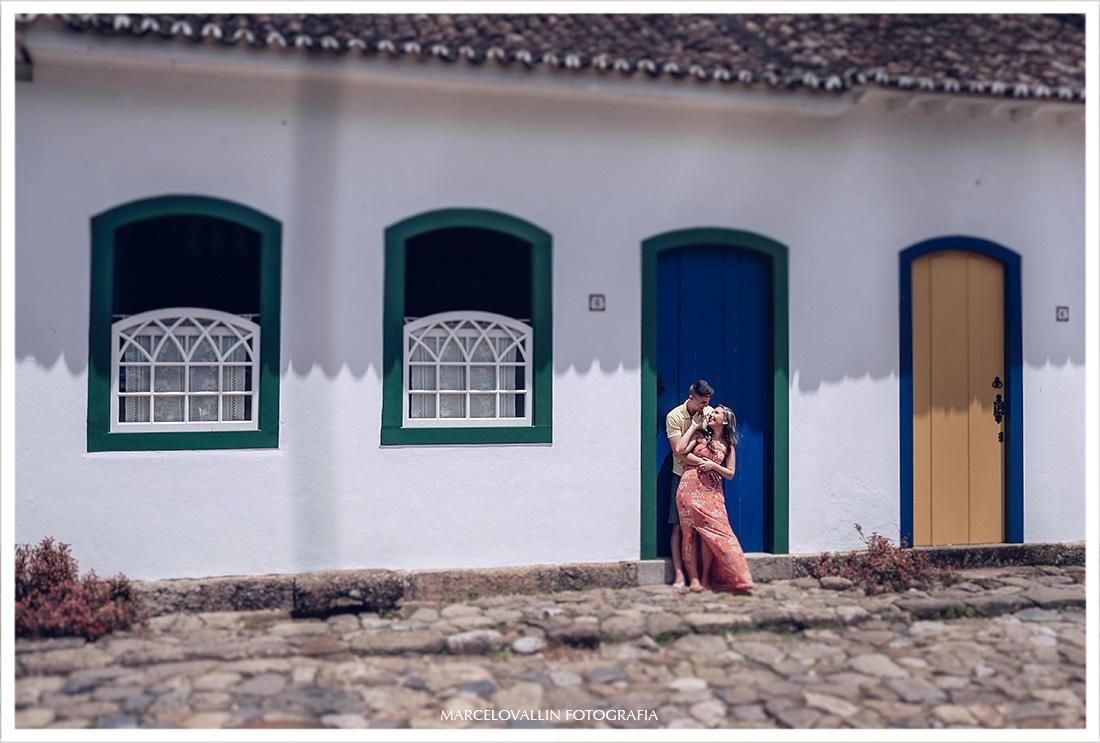 Fotografia de Ensaio Pré Wedding Paraty