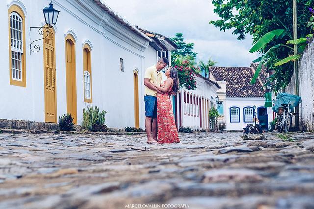Ensaios pré Casamento de Ensaio Pré Wedding Paraty | Larissa & Caio