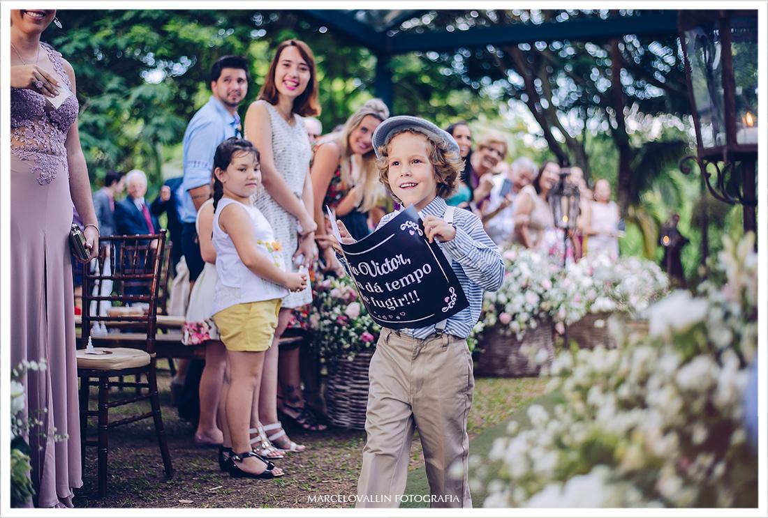 Fotografia de Casamento no campo