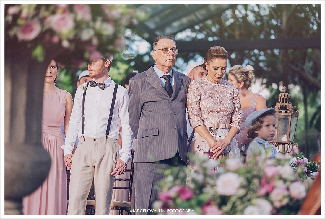 fotografia dos pais da noiva