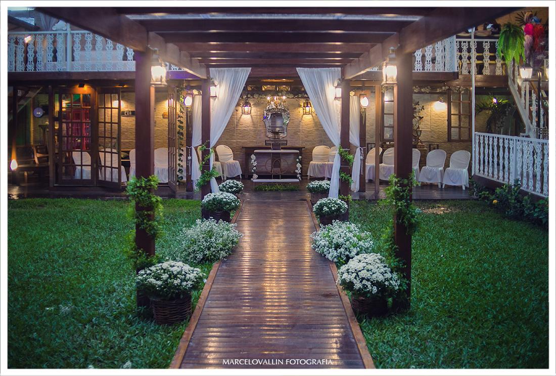Foto do local da Cerimônia de Casamento
