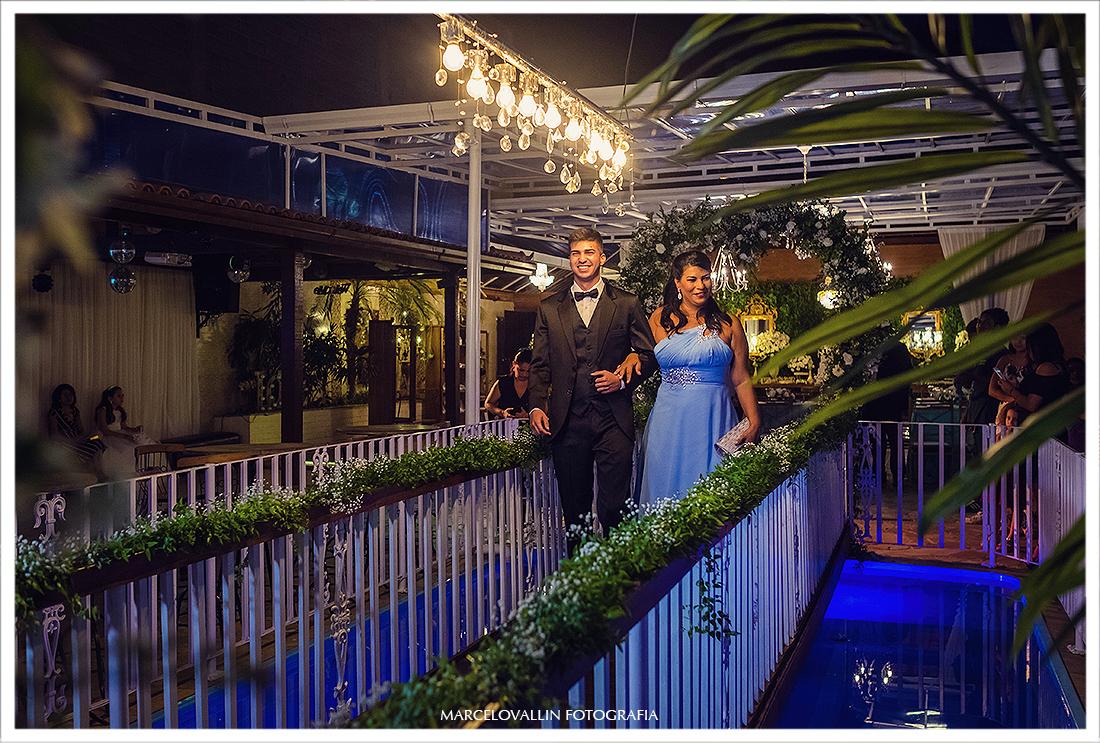 Fotode Padrinhos na Cerimônia de Casamento RJ