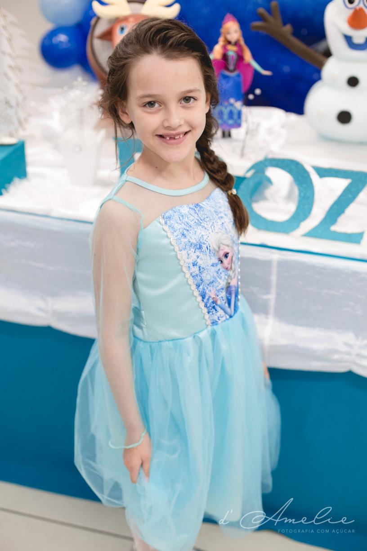 princesa Elza Frozen