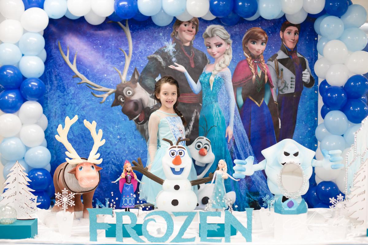 tema da frozen