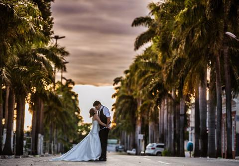 Casamentos de Stella e Rudney