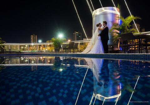 Casamentos de Luciene e Carlos Eduardo