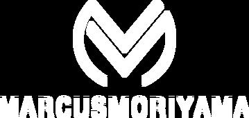 Logotipo de Marcus Moriyama