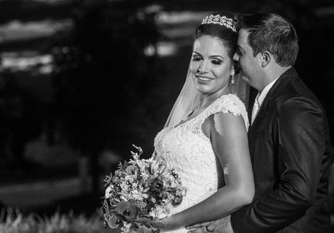 Casamentos de Vanuelli e Jean