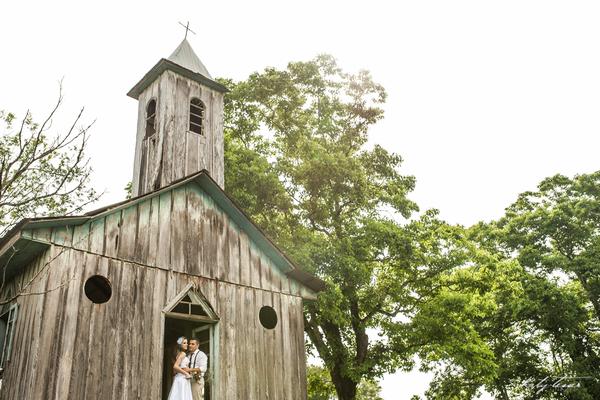 Pré Wedding de Aline e Junior