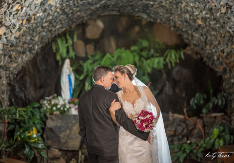 Casamentos de Eliane e Marcio