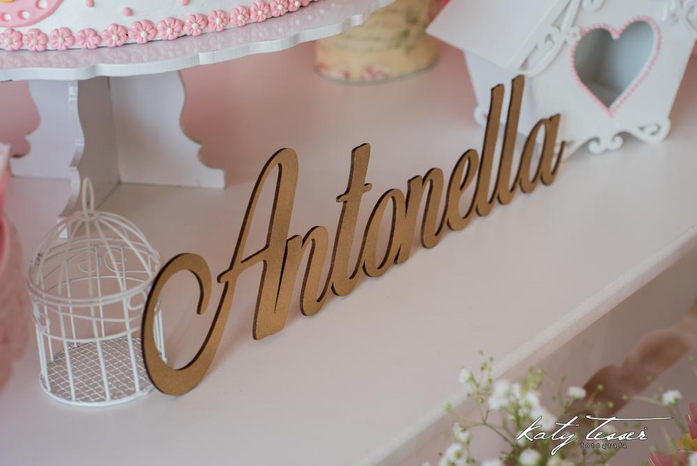 Foto de 1º Ano da Antonella