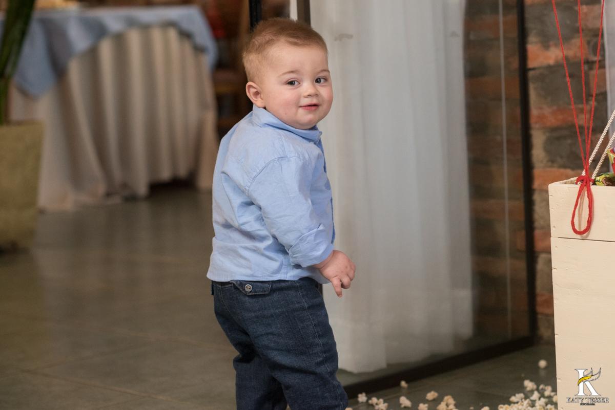 Foto de 1 ano Otavio e 4 anos Arthur