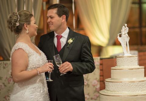 Casamentos de Dalyla e Ivan