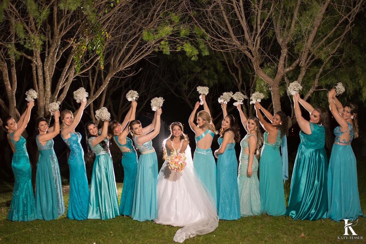madrinha, madrinhas de casamento, vestido de madrinha, vestido de noiva, bouquet, casamento, katy tesser, fotografo, parana, padrinhos, noivo, noiva