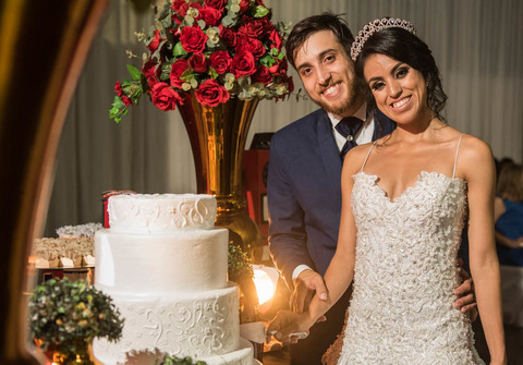 Casamentos de Tainara e Gustavo