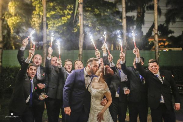 Casamentos de Renata + Junior / Espaço Gap