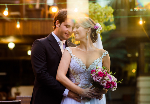 Casamento de Luciane & Diego - Casamento