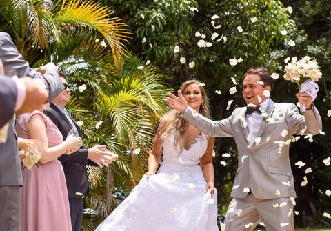 Casamento de Aline & Dorival - Casamento