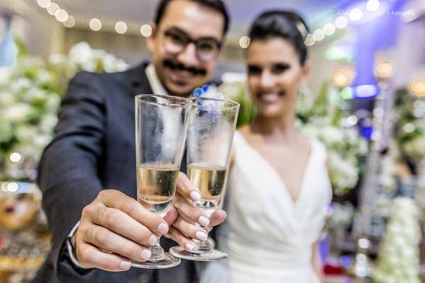 Wedding de Bárbara e Rafael