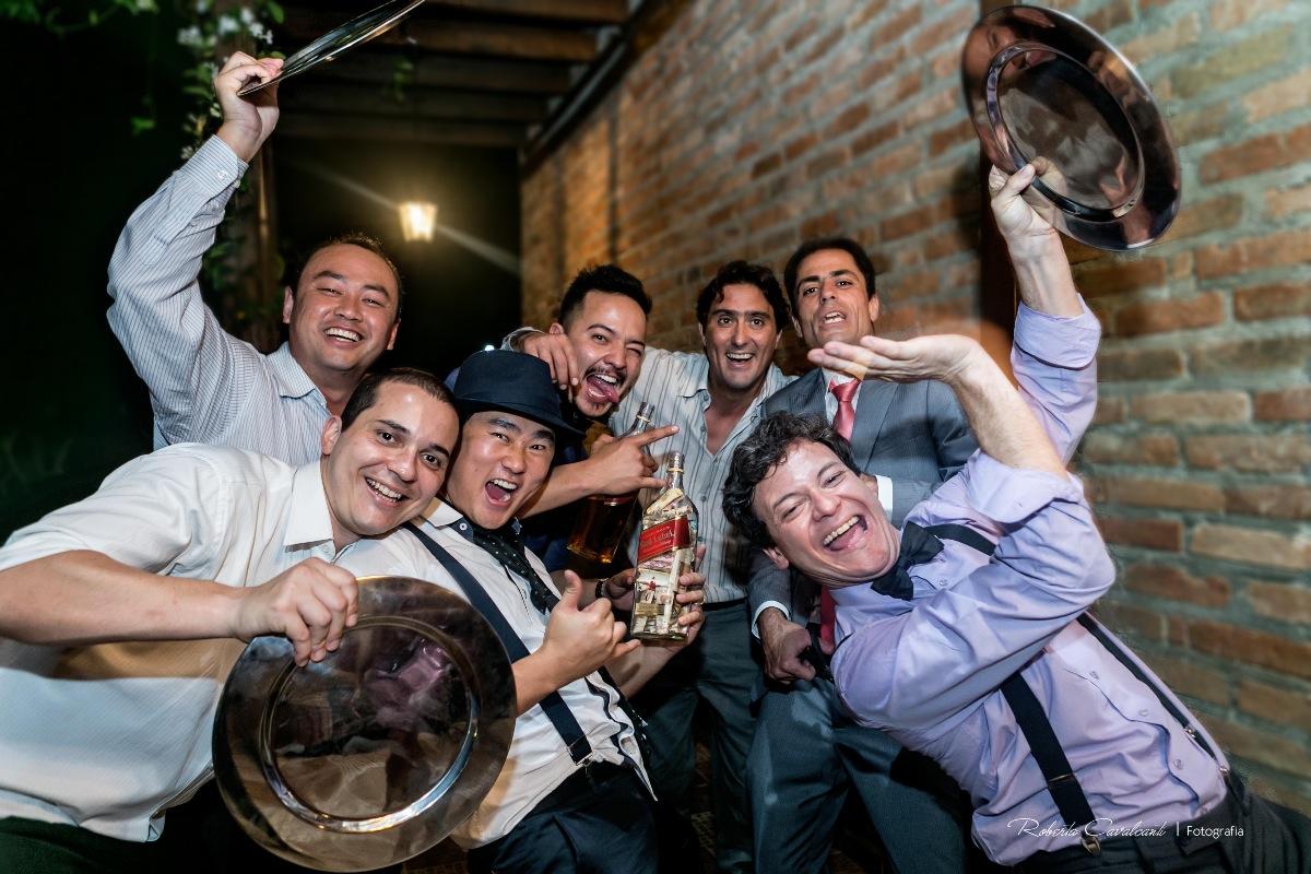 Foto de Thais e Ricardo
