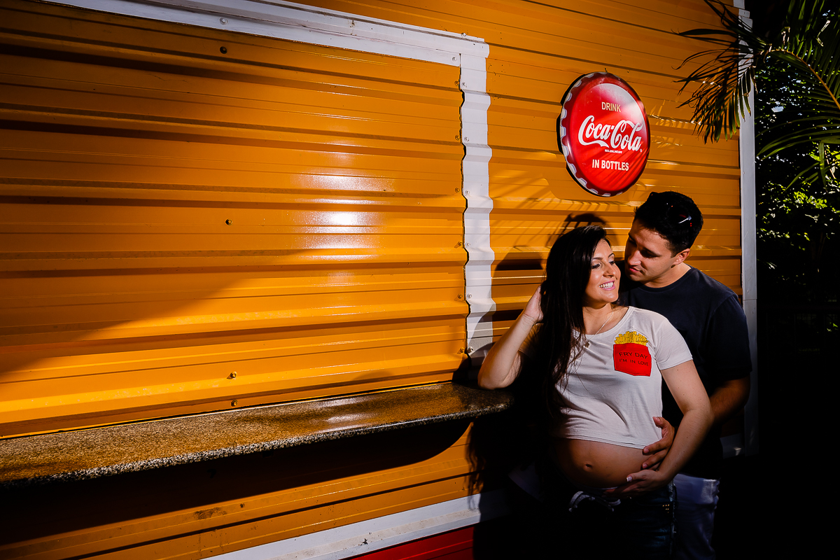 Foto de Juliana e Rafael