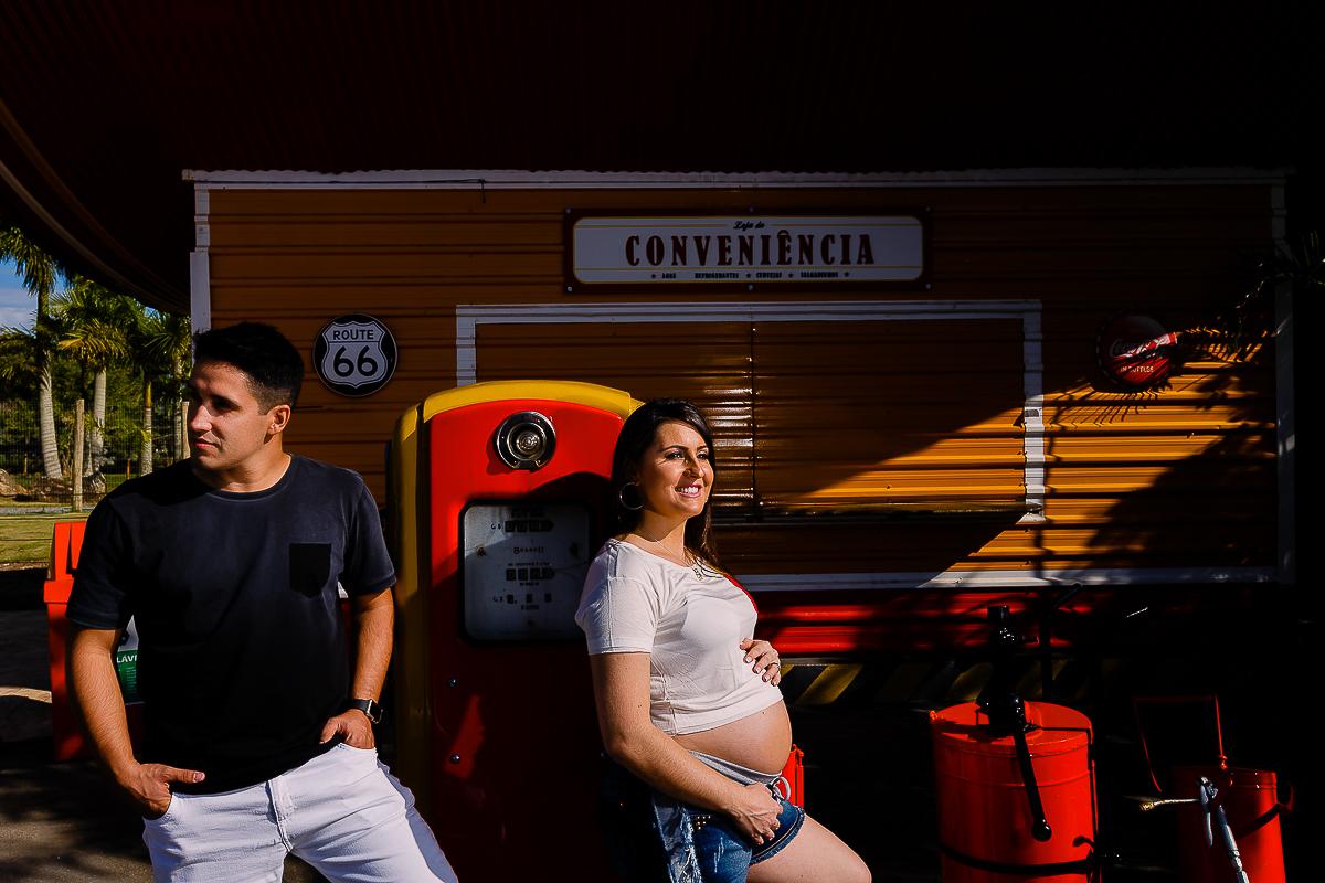 Foto de Ensaio de Gestante